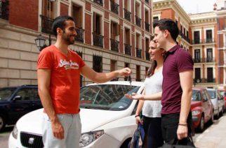 Comparte y alquila coches de particulares con tan solo un click