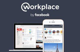 Facebook lanza Workplace, su red social para empresas