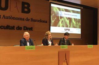 El libro 'Universidad y empleo', presentado en la Autónoma de Barcelona