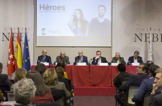 """Educa2020 presenta en la Universidad Nebrija: """"Ellos prefieren las ingenierías y ellas el sector sanitario"""""""