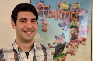 Frantics, una combinación de móvil y PS4 con toque aragonés