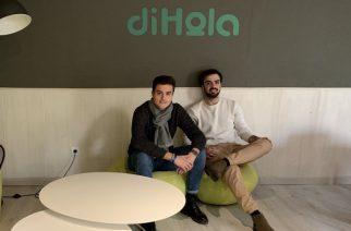 DiHola, la aplicación que quiere sustituir las tarjetas de visita