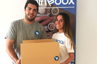 Lainboox, cajas de comida española para 'curar la morriña'