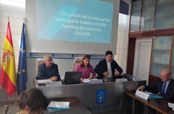 Los padres gallegos tienen mejor imagen de la Formación Profesional