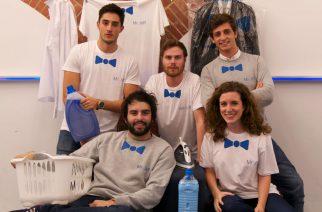 Mr Jeff: Eloi, Rubén y Adrián, tres emprendedores muy limpios
