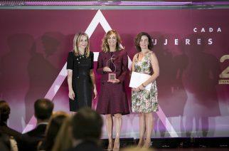 María del Pino, presidenta del Grupo Unísono recibe el Premio Liderazgo Mujer Empresaria de FEDEPE