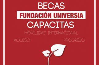 Fundación Universia convoca 200.000 euros en becas para universitarios con discapacidad