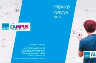 La Fundación Aquae lanza su III Edición de su Premio Innova Aquae
