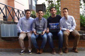 Roberto, Rodrigo, Diego y Yago te ayudan a encontrar a tu compañero de piso ideal con Stukers