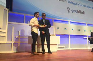 Geoblink, premio EmprendedorXXI a la mejor empresa tecnológica emergente