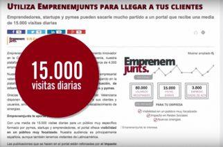 Emprenemjunts, una herramienta de comunicación gratuita para emprendedores