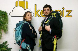 Keepiz, la conexión entre viajeros y establecimientos que ofrecen servicios de consigna