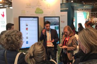 Odilo, la startup española que lleva su tecnología a más 3.000 colegios Uruguay