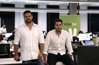 Vippter, la startup de los famosos