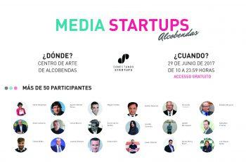 Media Startups Alcobendas: el encuentro del año entre periodistas y emprendedores