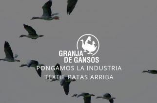 El Ganso y Factoría Cultural apoyarán proyectos del sector textil