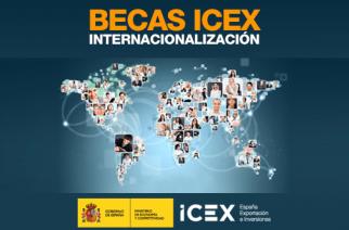 Becas de Internacionalización Empresarial ICEX 2020
