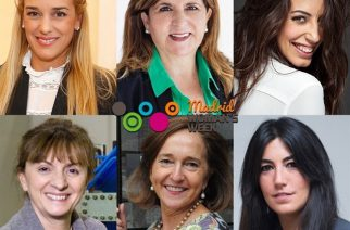 Premios Internacionales Madrid Woman's Week 2018