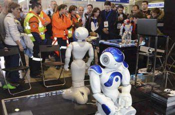 Tus compañeros de trabajo del futuro… robots