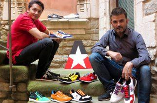 BrandYourShoes, zapatillas personalizadas para empresas
