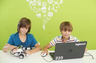 Logiscool, tecnología segura para niños y jóvenes
