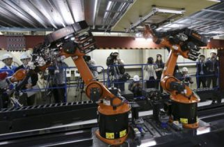 35.000 robots trabajando en España… no van a quitarte el trabajo